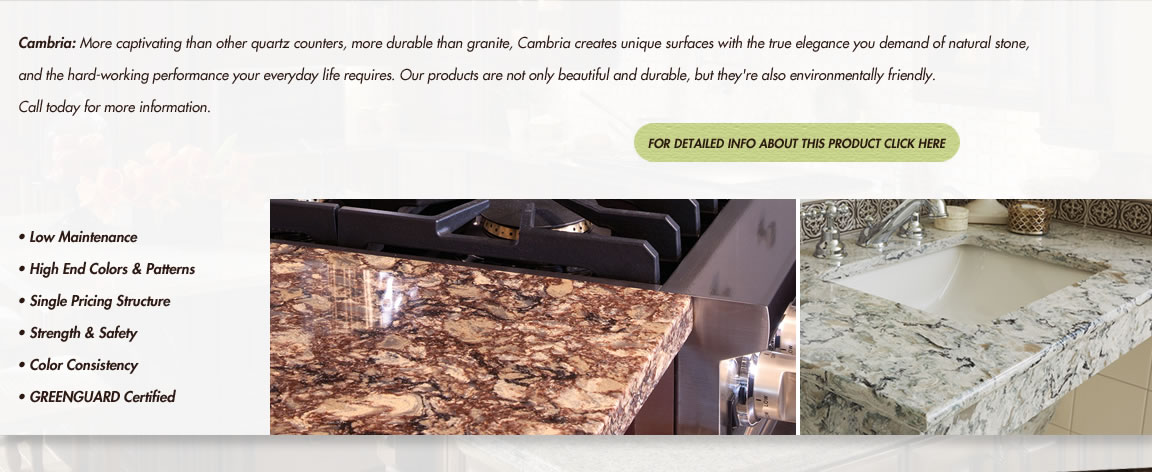 Austin Quartz Countertops Installation